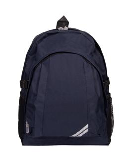 Navy School Back Pack