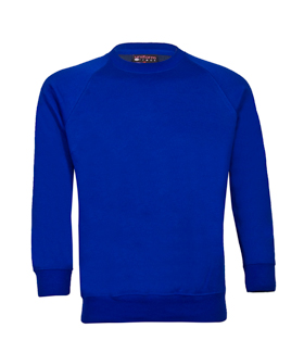 blue school uniforms