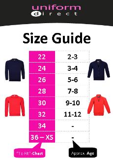 Cherokee scrubs size chart   stitch logo workwear uniforms.
