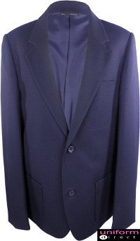 Uniform Direct U00ae - Boys School Blazers In Navy Blue - Teflon Coated
